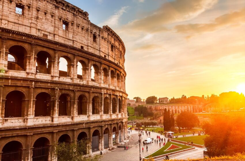 Romulus sbarca su Sky Le origini di Roma sul piccolo schermo ?