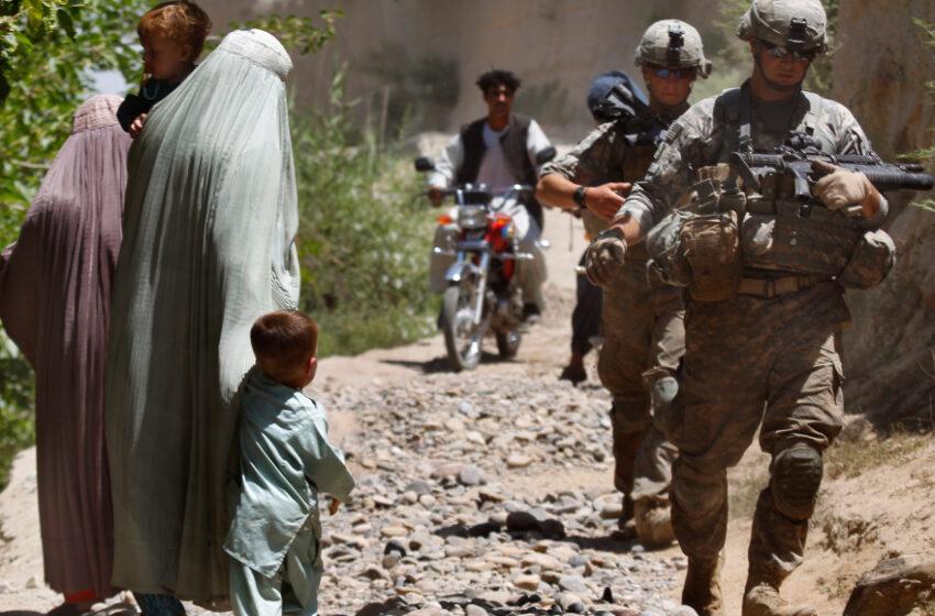 Le truppe statunitensi hanno lasciato l'Afghanistan