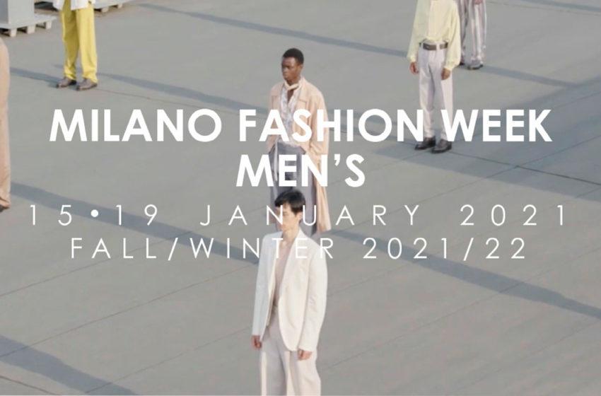 La Milano Fashion Week al passo con i tempi