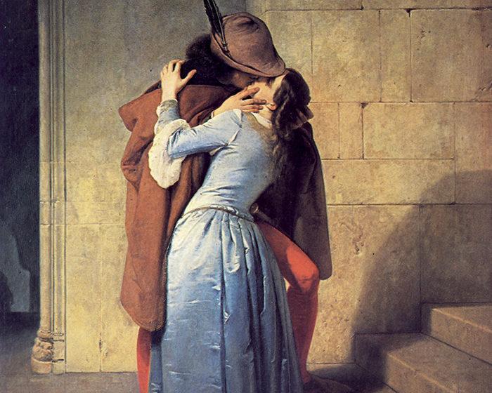 Il bacio di Hayez: il manifesto del Romanticismo italiano