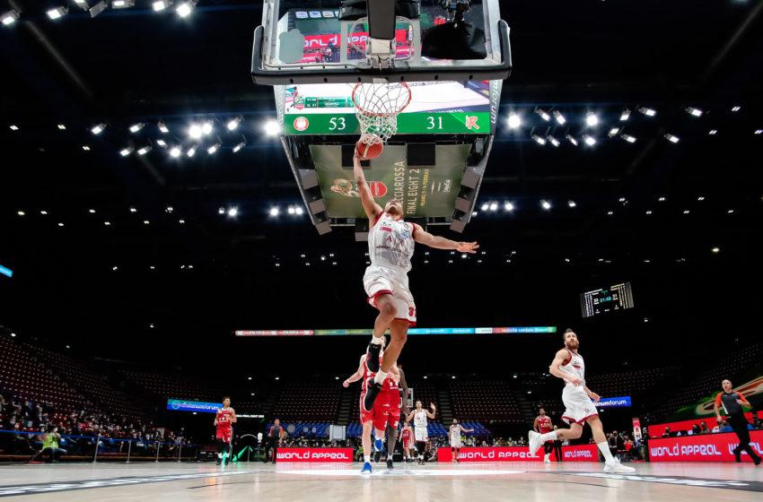 Final Eight Coppa Italia, si entra nel vivo del grande basket made in Italy