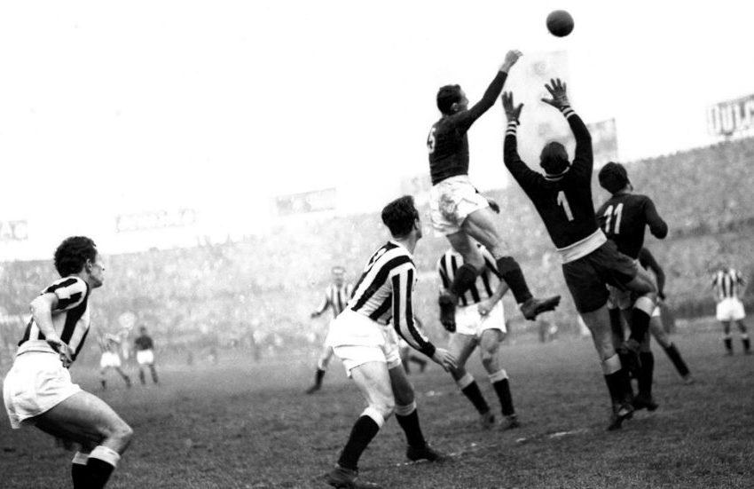 Juventus e Milan, 70 anni fa per la prima volta sul piccolo schermo