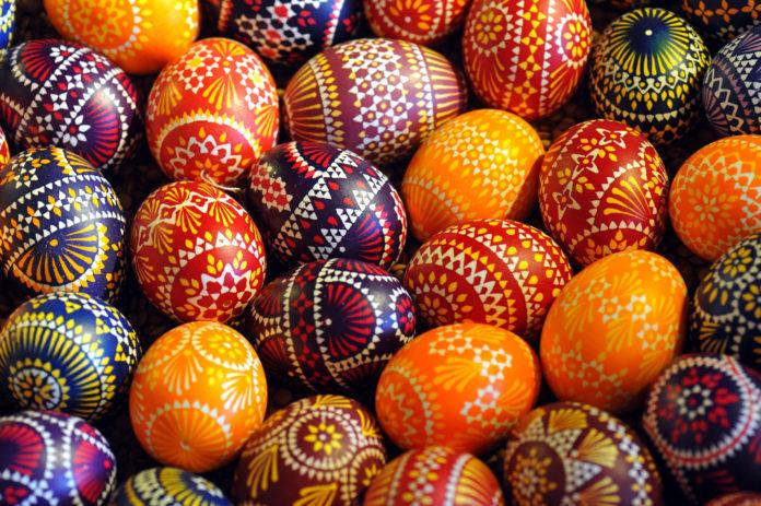 Uova di Pasqua, tra passato e attualità