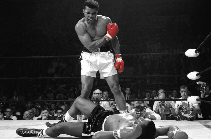 Muhammad Alì, 5 numeri per raccontare il GOAT della boxe