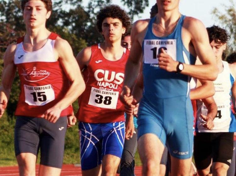 Atletica campana: la corsa dei talenti