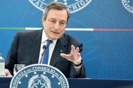 Draghi – Grandi novità con il nuovo decreto