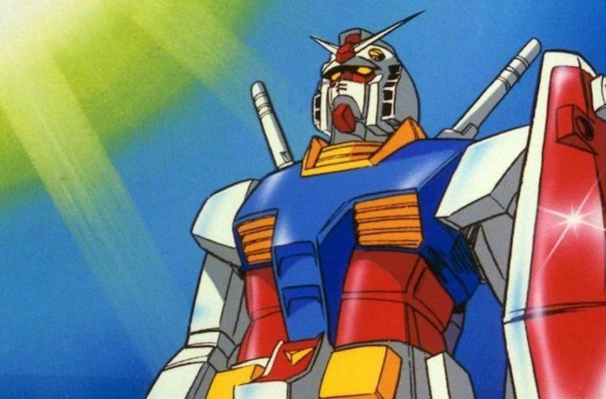 Gundam live action in arrivo per Netflix
