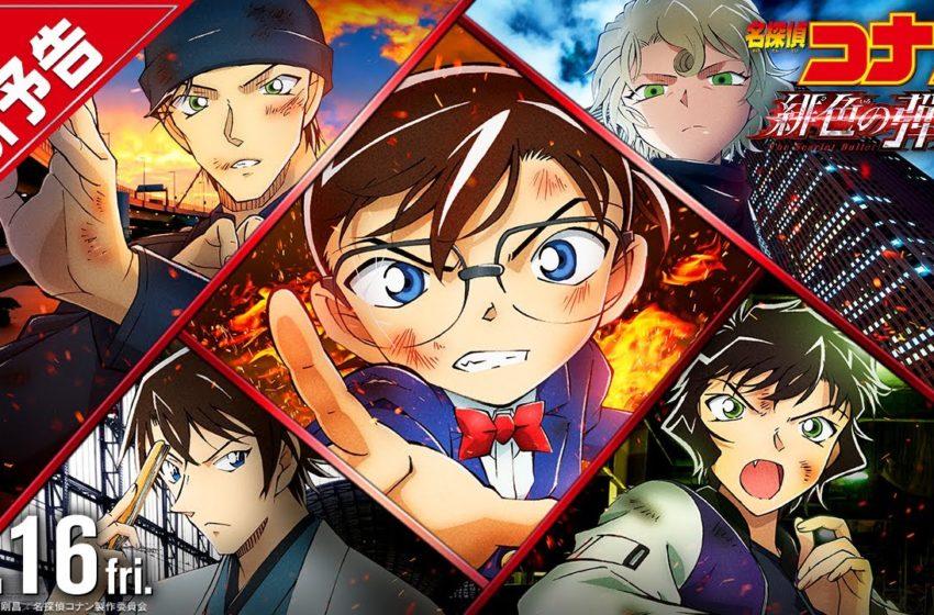 Detective Conan, il nuovo film domina il Giappone e la Cina