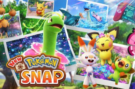 New Pokémon Snap, il nuovo stile di un vecchio gioco