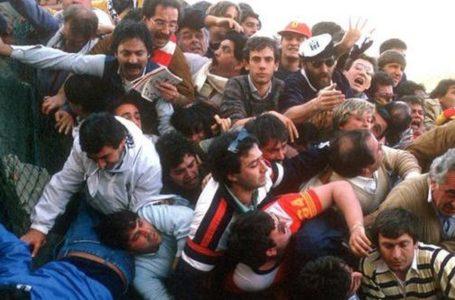29 maggio, 36 anni fa la Strage dell'Heysel