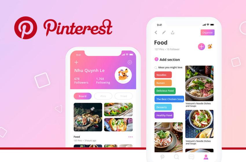 Social media: il fenomeno Pinterest