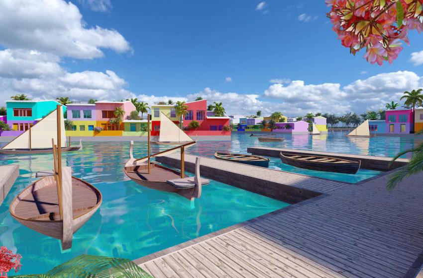 La città galleggiante, il progetto delle Maldive