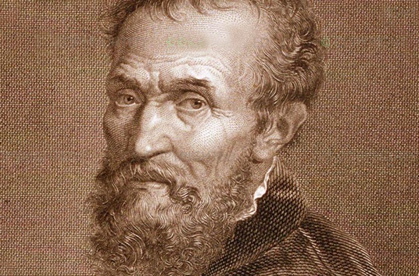 Michelangelo Buonarroti e il suo unico dipinto