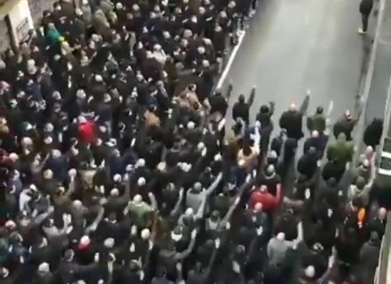 A Milano 800 fascisti si sono riuniti per commemorare Sergio Ramelli