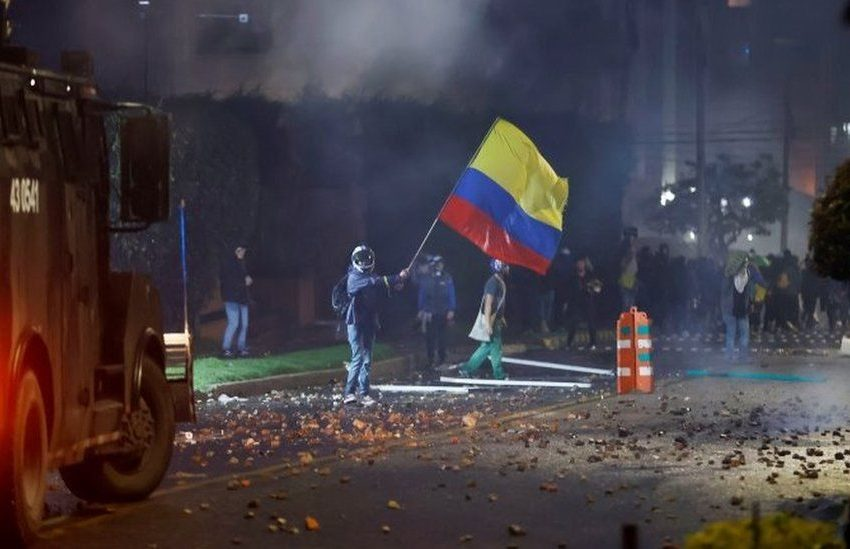 Colombia: dalle manifestazioni alla violenza