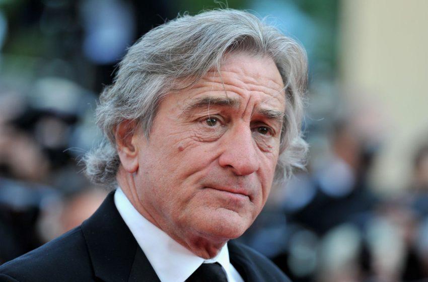 Robert De Niro sull'orlo della bancarotta