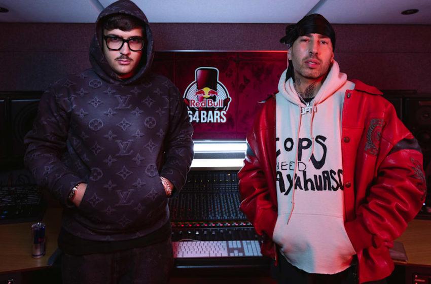 Questo venerdì fuori Red Bull 64 Bars: The Album
