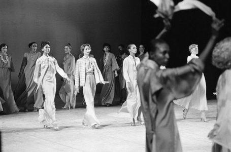 Quando la moda americana debuttò a Versailles