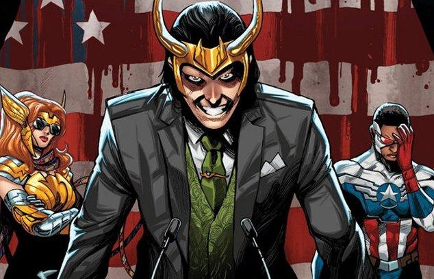 Vota Loki: una satira all'America di Trump?