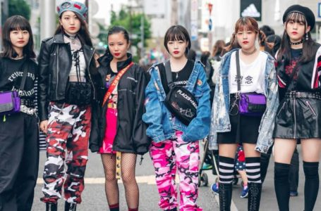 Harajuku Style e lo Street Fashion Giapponese