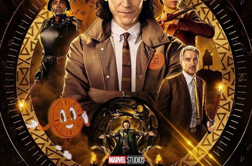 """""""Loki"""", il Dio dell'inganno ha una serie tutta sua!"""