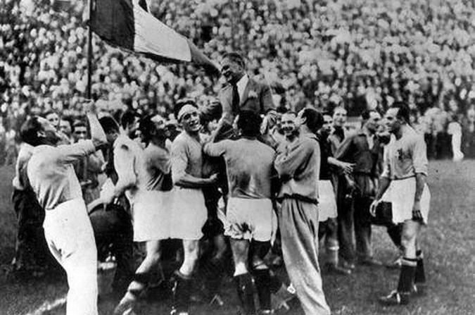 10 giugno, il primo Mondiale vinto dall'Italia