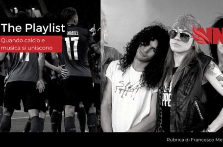 The Playlist – Il meglio di Euro2020 sulle note dei Guns N' Roses