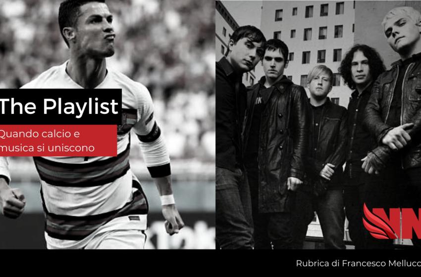 The Playlist – Il meglio di Euro2020 sulle note dei My Chemical Romance