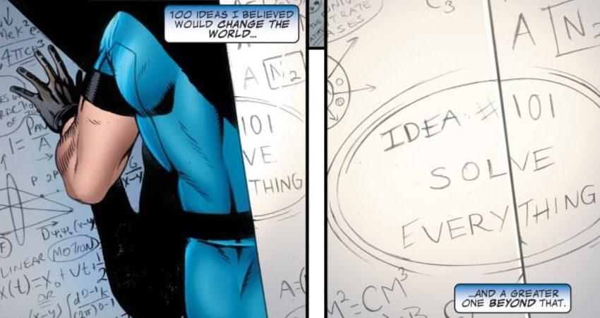 Reed Richards: si può risolvere ogni cosa?