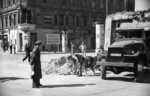 24 giugno, il Blocco di Berlino