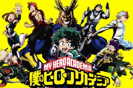 La nuova stagione di My Hero Academia conquista il Giappone