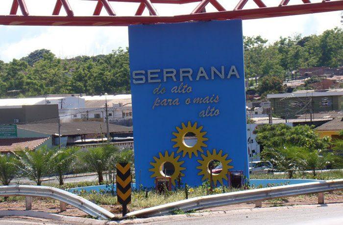 La città brasiliana di Serrana e la vaccinazione di massa