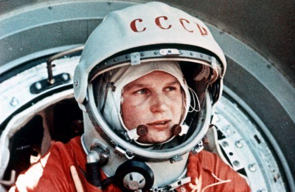 16 giugno, la prima donna nello spazio nel 1963