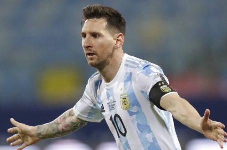 Coppa America: Argentina raggiunge il Brasile in finale
