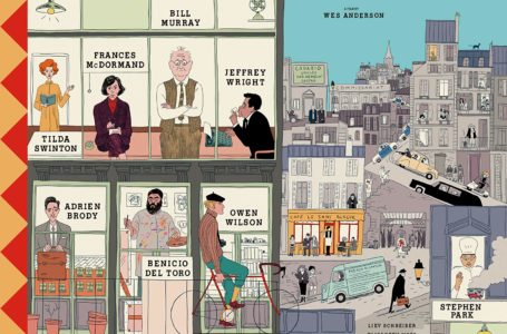 The French Dispatch di Wes Anderson: il trailer