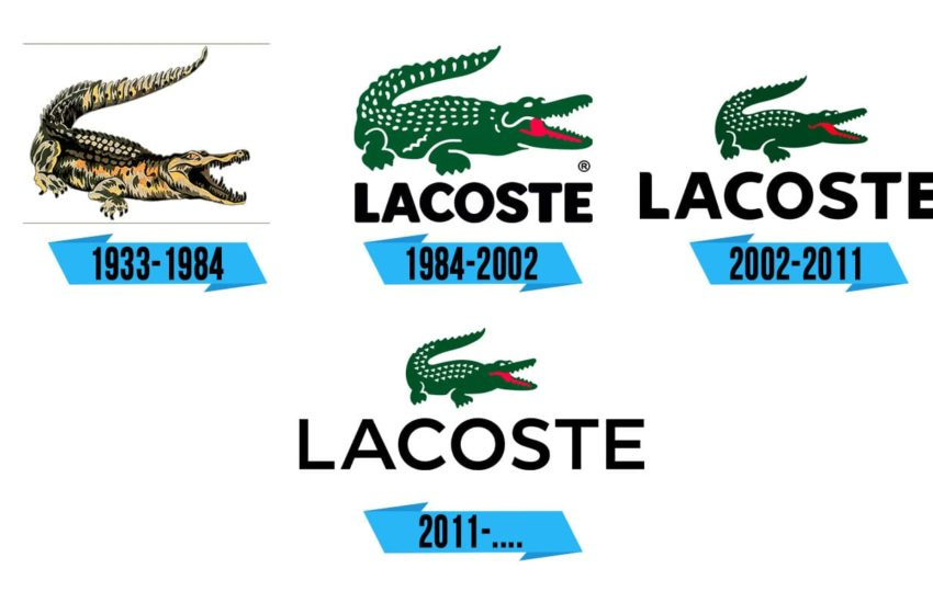 Lacoste, la storia del coccodrillo più famoso del mondo