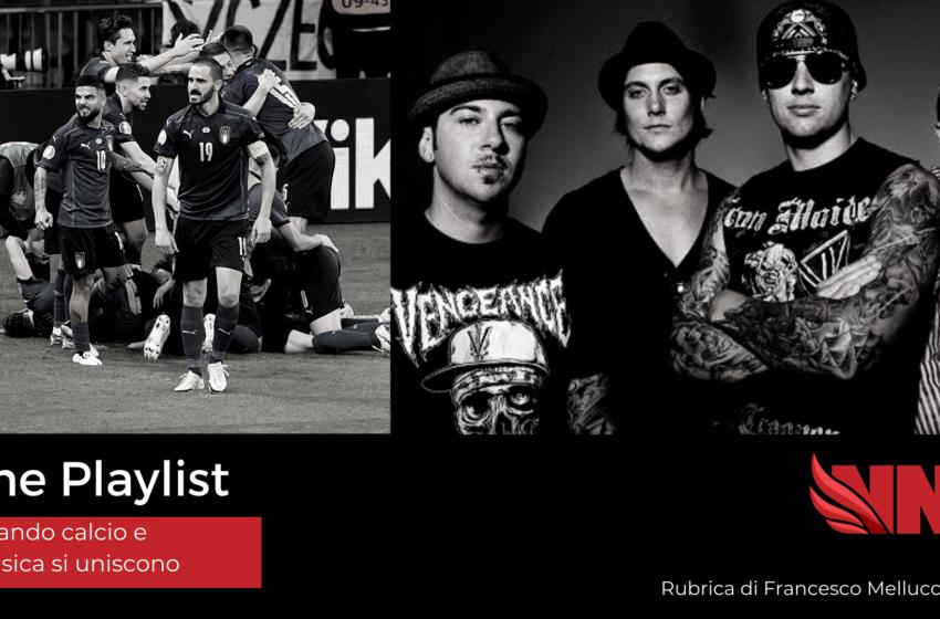 The Playlist – Il meglio di Euro 2020 sulle note degli Avenged Sevenfold