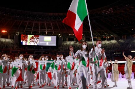 Olimpiadi 2020, l'Italia veste Armani