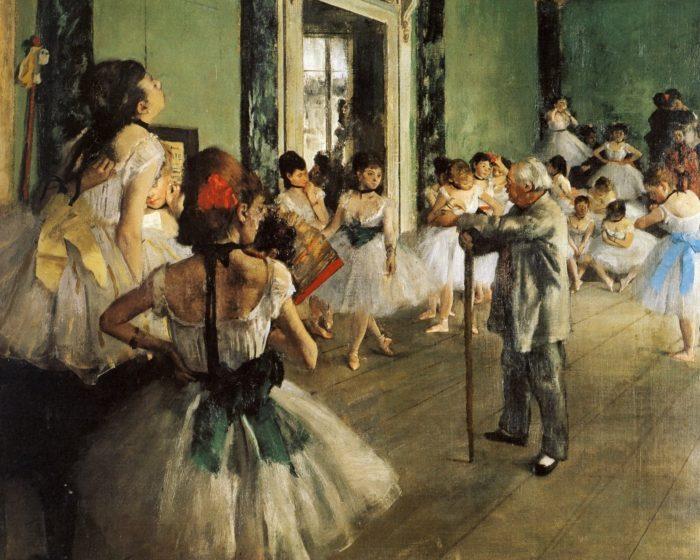 Le ballerine di Degas: il movimento e l'incanto artistico