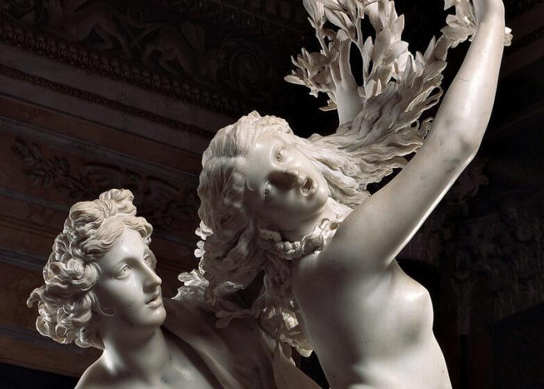 Gian Lorenzo Bernini e la tragica scultura di Apollo e Dafne
