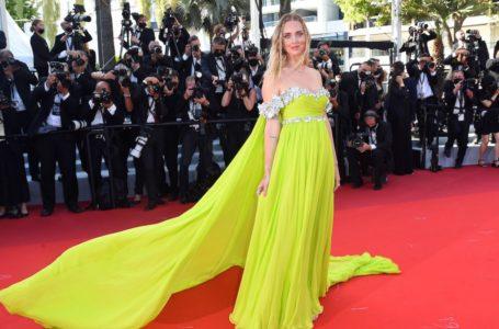 Cannes 2021: Chiara Ferragni regina del red carpet