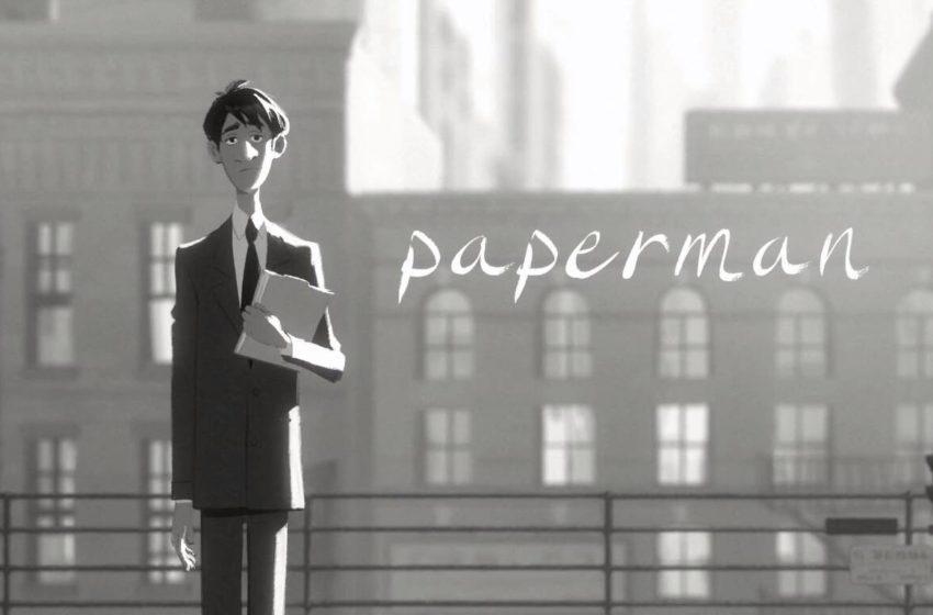 Paperman: un corto Disney da brividi