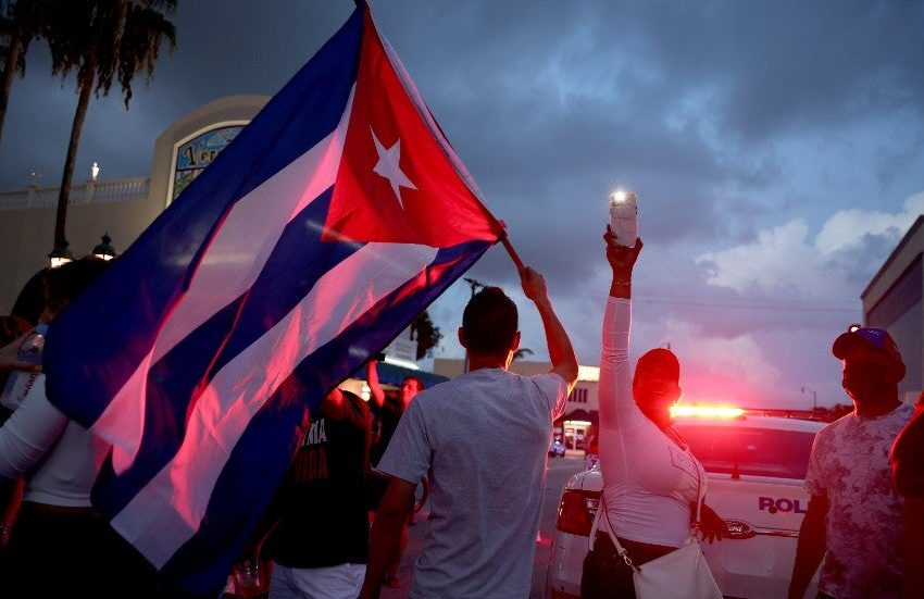 Demonstrations and protests in Cuba