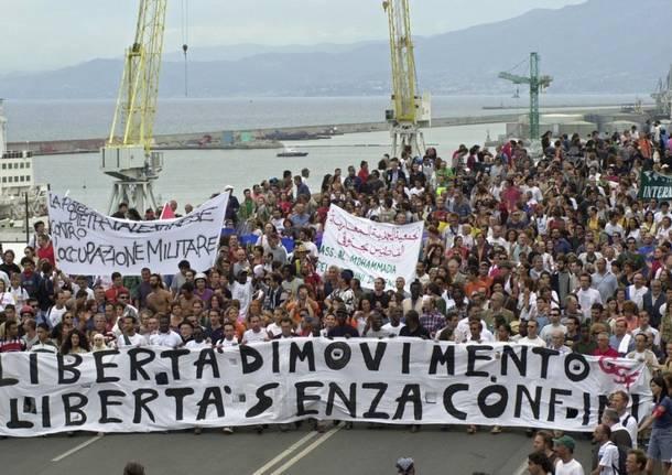 """G8 di Genova: 20 anni da """"un massacro ingiustificabile"""""""