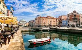 A Trieste per un'estate a lieto fine
