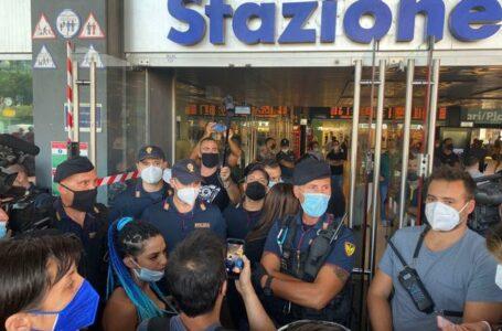 I ribelli del Green Pass e le loro (deludenti) manifestazioni