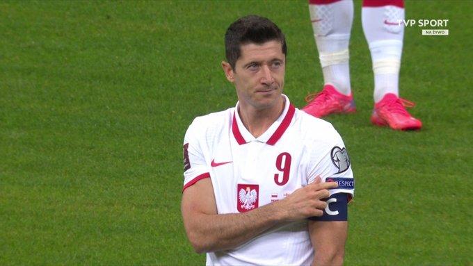 Lewandowski – Capitano contro il razzismo