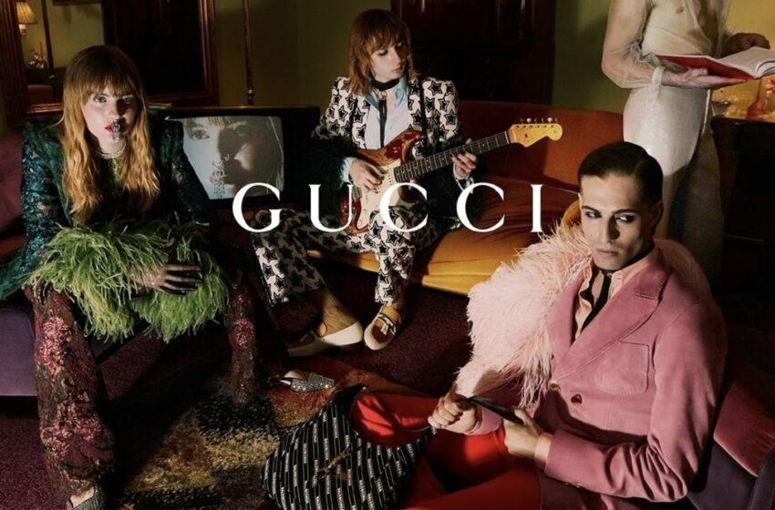 I Måneskin i nuovi testimonial per Gucci