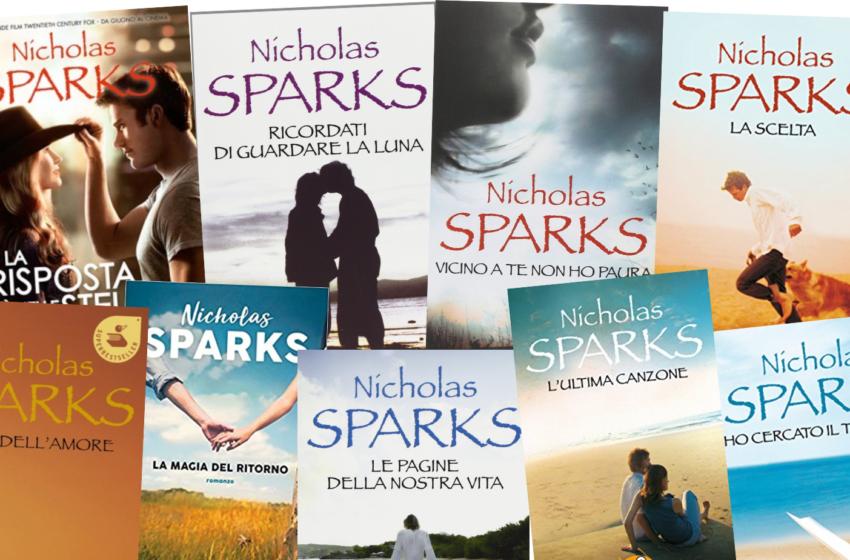 Un pizzico di Sparks per gli incredibili romantici