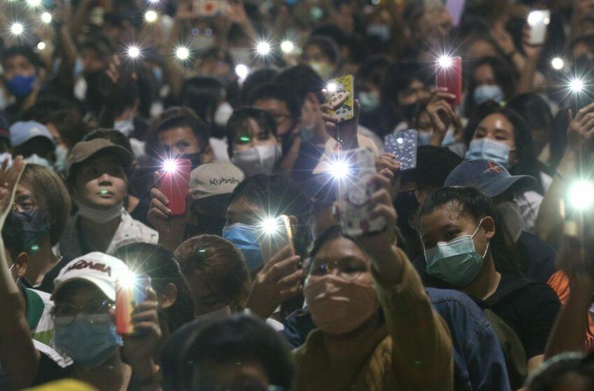 Thailandia, ritornano le proteste nel paese asiatico